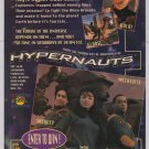 HYPERNAUTS tv show '90s PRINT AD science fiction series advertisement 1996