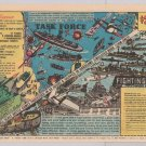 Task Force/Fighting Ships '80s PRINT AD Helen of Toy military game ad 1982
