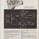 Electric Light and Power Companies '40s PRINT AD vintage advertisement 1948