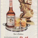 Paul Jones whiskey &#39;40s old PRINT AD vintage advertisement 1948