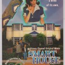 Smart House PRINT AD Disney Channel TV series advertisement 1999