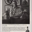 Jack Daniel's whiskey '90s PRINT AD alcohol advertisement 1997