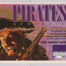 Pirates! TV series '90s PRINT AD Discovery Channel advertisement 1993