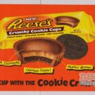 Reese's Crunchy Cookie Cups '90s PRINT AD candy snack advertisement 1996