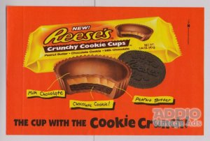 FATGUYFOODBLOG: Reese's Peanut Butter Cup Oreos!