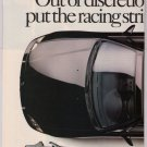 Honda Del Sol '90s 2-page PRINT AD automobile car advertisement 1993