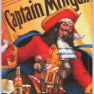 Captain Morgan Spiced Rum '90s PRINT AD pirate swashbuckler alcohol advertisement 1993