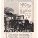 DuPont Duco '20s Automobile Finish Automotive Vintage Advertisement Original Ad 1925