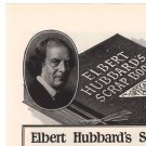 Elbert Hubbard's Scrap Book '20s Roycroft Coupon Advertisement Print Ad Vintage