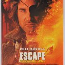ESCAPE FROM L.A. movie '90s PRINT AD Kurt Russell film advertisement mini-poster 1996