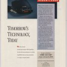 Escort Passport '90s PRINT AD radar detector advertisement 1990s