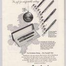 Esterbrook Pens '50s PRINT AD fountain pen vintage advertisement 1953