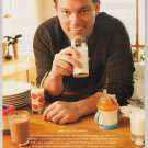 Chef Tyler Florence PRINT AD got milk moustache advertisement 2010