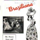 Programme - Essoldo Theatre Brighton, Braziliana - 26 Dec.1953