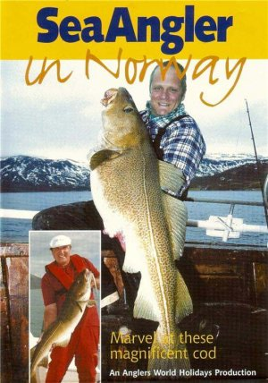 Fishing -SEA ANGLER in NORWAY - Bob Nudd and Dave Lewis