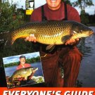 Fishing - EVERYONE'S GUIDE to CATCHING CARP - Bob Nudd