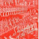 Theatre Programme: Empire, Leicester Square, London 1951
