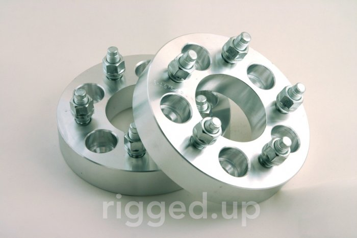 WHEEL SPACERS ADAPTERS Ford Explorer Sport Trac 1.25""