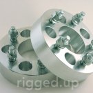 WHEEL SPACERS ADAPTERS Jeep Wrangler Cherokee 1.25&quot;