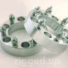 WHEEL SPACERS ADAPTERS Toyota 6 lug Tacoma Tundra 1.5&quot;