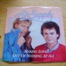 """""""Making Love Out of Nothing"""" 45 RPM Air Supply 1983"""