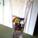 """Party Animal"" Spuds! Pilsner Bud Beer Glass 1987 -Nice"