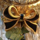 KJL - Kenneth Lane Special Edition for  Avon Signed Bow Clip Vintage