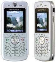 Motorola L6 SLVR Silver