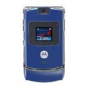 Motorola V3 Razor Blue