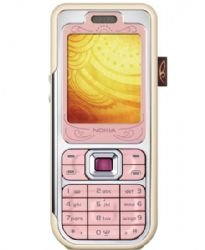 Nokia 7360 Powder Pink
