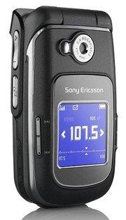 Sony Ericsson Z710i Cell Phone - Twilight Black