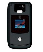 Motorola V3x Razr GSM World Cell Phone