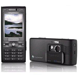 Sony Ericsson K800i Triband 3.2 MegaPixel Camera Phone