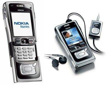 Nokia N91 8GB Music Phone - GSM (unlocked)