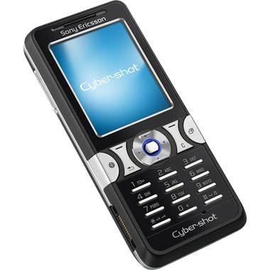 Ericsson K550i Cellular Phone - Black ( Unlocked )