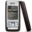 Nokia E65 Phone Mocha/Silver color, GSM Unclocked