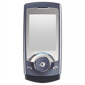 SAMSUNG U600 PLATINUM SILVER Unlocked GSM Cell Phone
