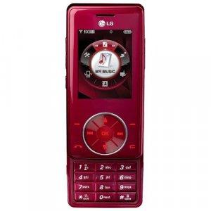 LG Chocolate - Red