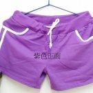 女裝居家短褲3151 有2口袋 休閒褲熱褲沙灘跑步運動褲瑜伽褲防走光