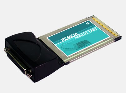 Parallel PCMCIA Card ( PCMCIA Universal Parallel Port )