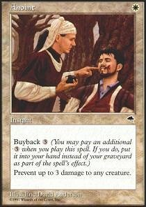 Anoint - Magic The Gathering