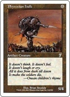 Phyrexian Hulk - Magic The Gathering