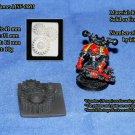 Gear Group Plate (Bits for WARHAMMER 40K Mordheim Pulp) - MSF-0001