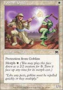 Foothill Guide - Magic The Gathering