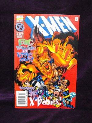 Marvel Comics - X-MEN #47