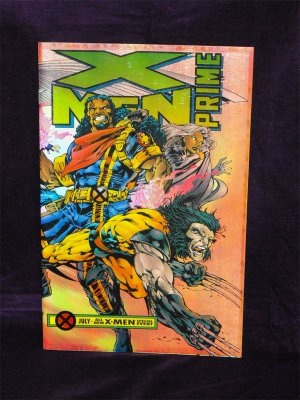Marvel Comics - X-MEN PRIME (Collector Item)