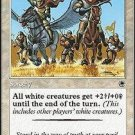 Valorous Charge - Magic The Gathering