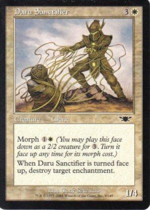 Daru Sanctifier - Magic The Gathering
