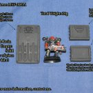 Miscellaneous Sci-Fi Kit - (Bits for WARHAMMER 40K Mordheim) - MSF-0001A