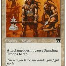 Standing Troops - Magic The Gathering
